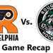 Batten's OT goal gives EHL Jr. Flyers 4 – 3 win over Roughriders