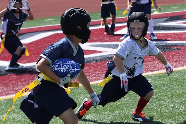 Going Through Withdrawal Due to College and Professional Football Ending  Soon  Become Involved in Youth Flag Football! 4357d8462
