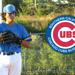 Paul Xenophontos of the 18U Legionaires is off to California to be part of the Chicago Cubs Scout Team