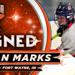 Dylan Marks is back with the Fort Wayne Spacemen!