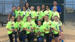 12u blue division champions small