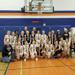 Bantam girls gold and silver medalists