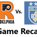 '87's blank EHL Jr. Flyers 3 – 0
