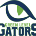 green level gators logo