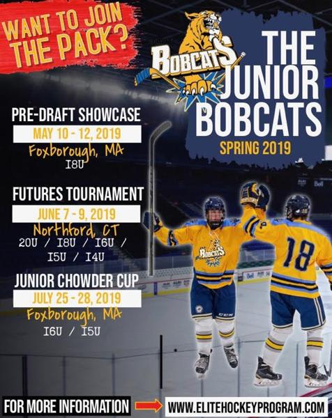 The Junior Bobcats Spring Summer Program Is Now Available