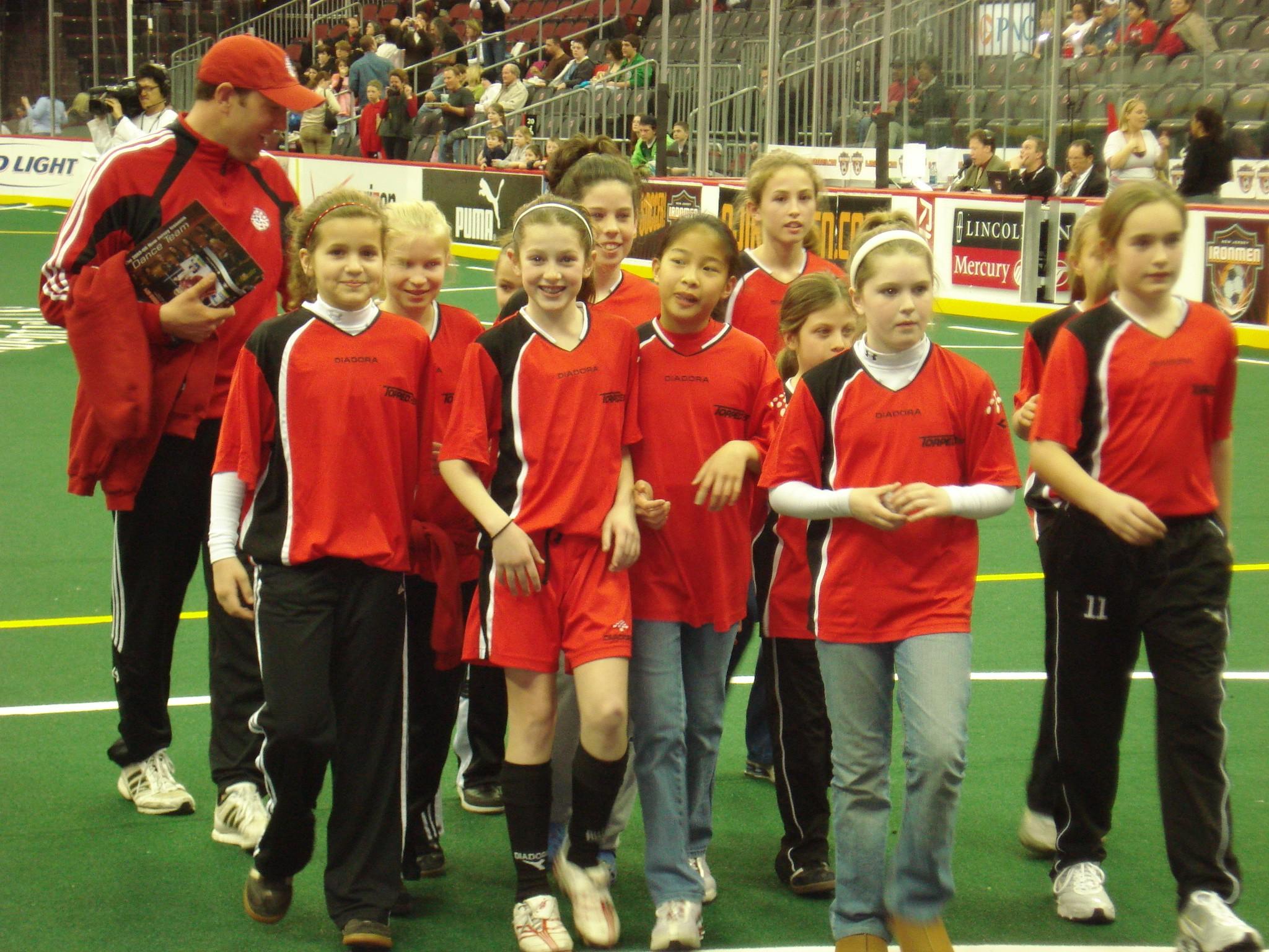 nasa soccer girls - photo #44