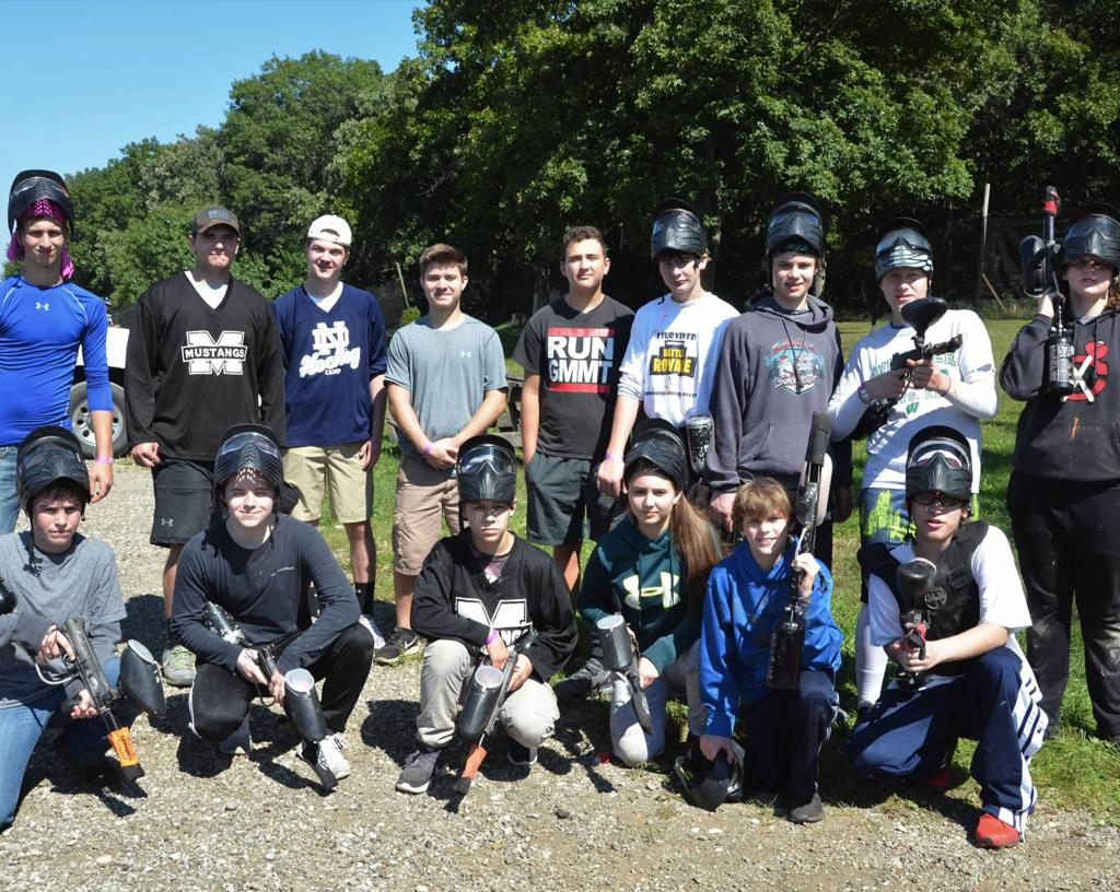 18-19 Paintball and Picnic Fun