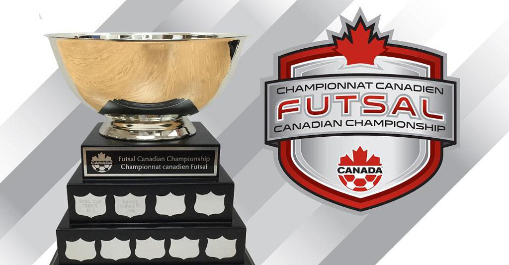 6b30049cd27 The competition will feature 16 games over 4 days with the 2019 Futsal  Canadian Championship ...