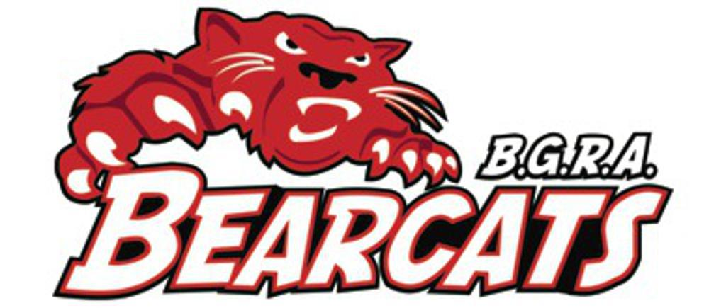 BGRA Bearcats Logo