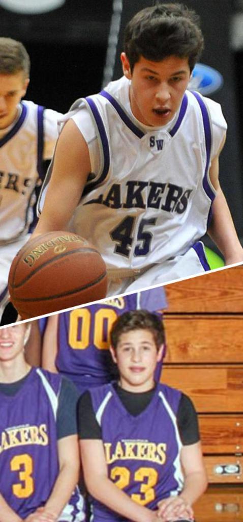 Ari Bogen-Grose Southwest High School Class of 2018  Mpls Lakers 2012-2014