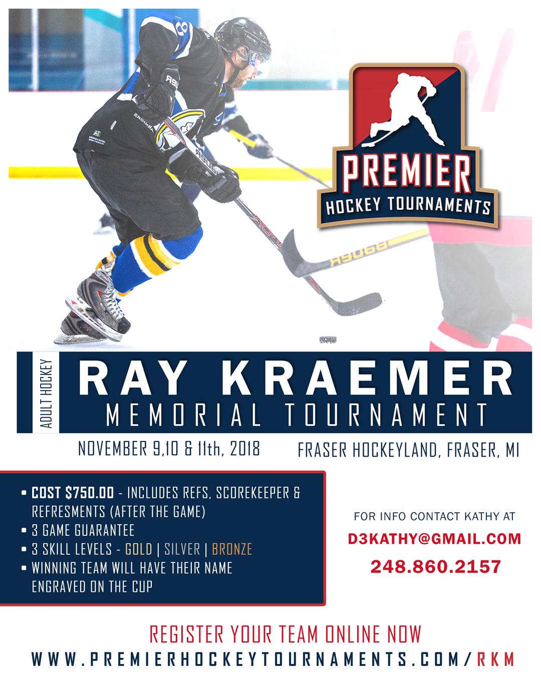 Ray Kraemer Memorial Tournament