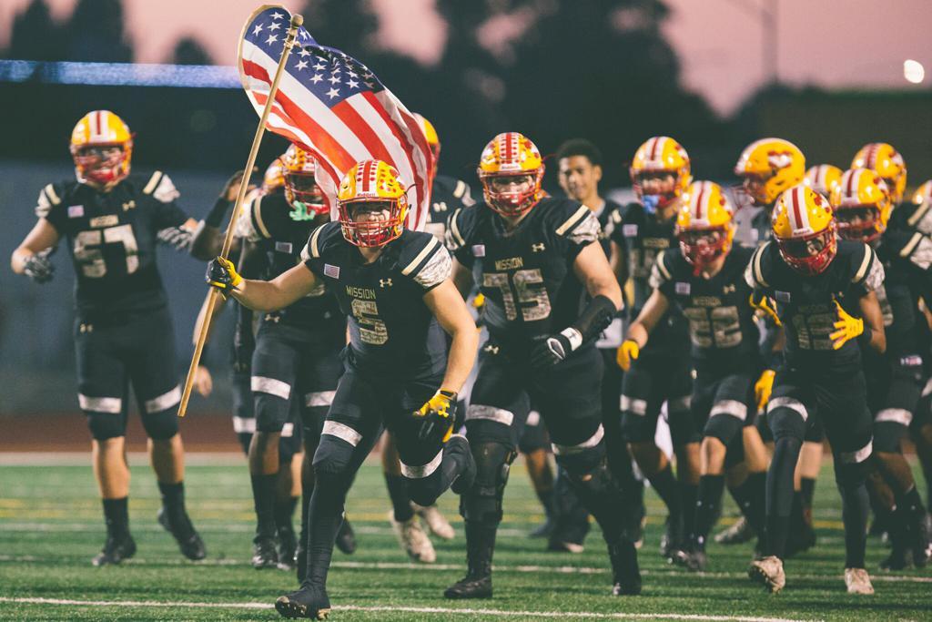 Mission Viejo High School Football