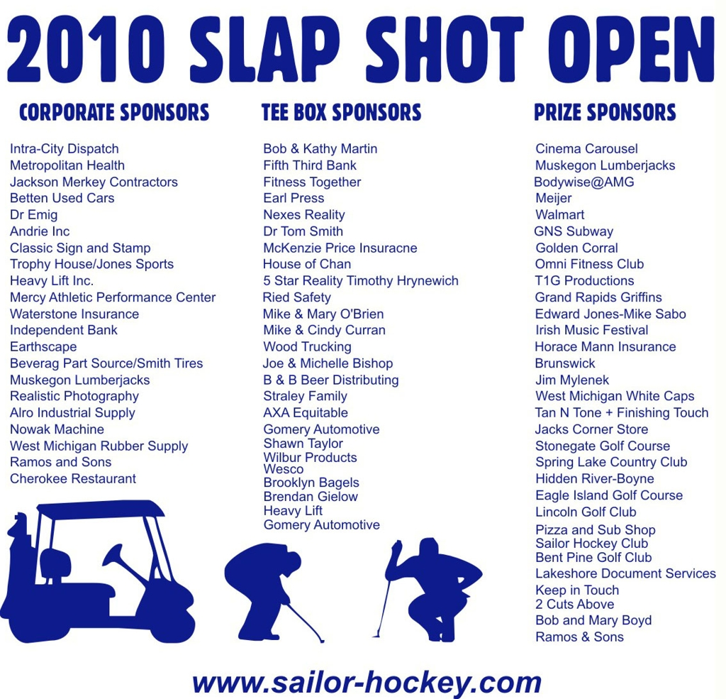 Slap Shot Open