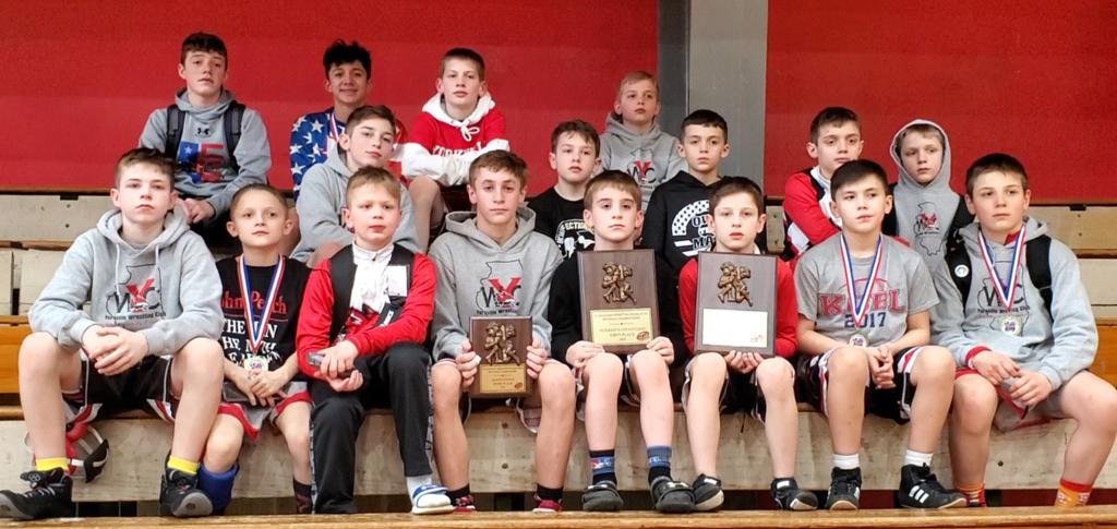 Yorkville Claims IKWF Sectional Titles in Rock Island