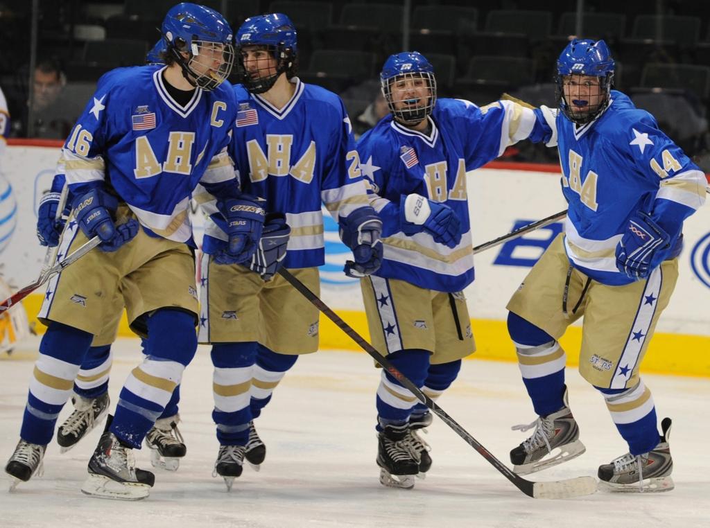 MN H.S.: A New Era Of Stars Hockey