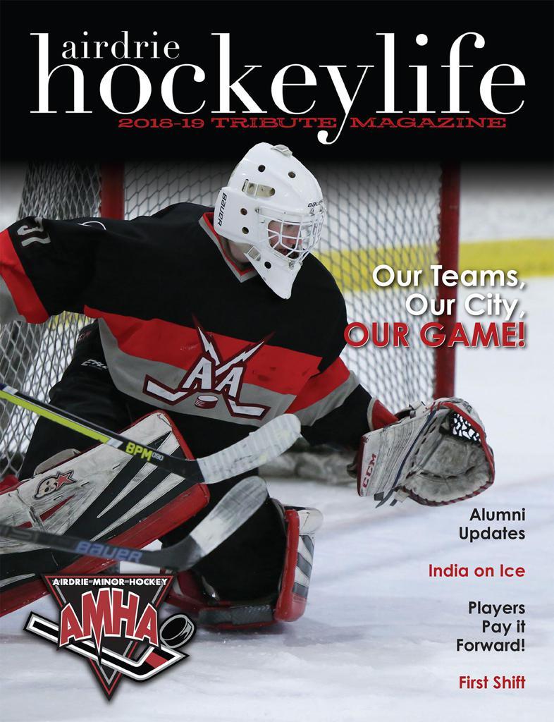 Airdrie Minor Hockey Association