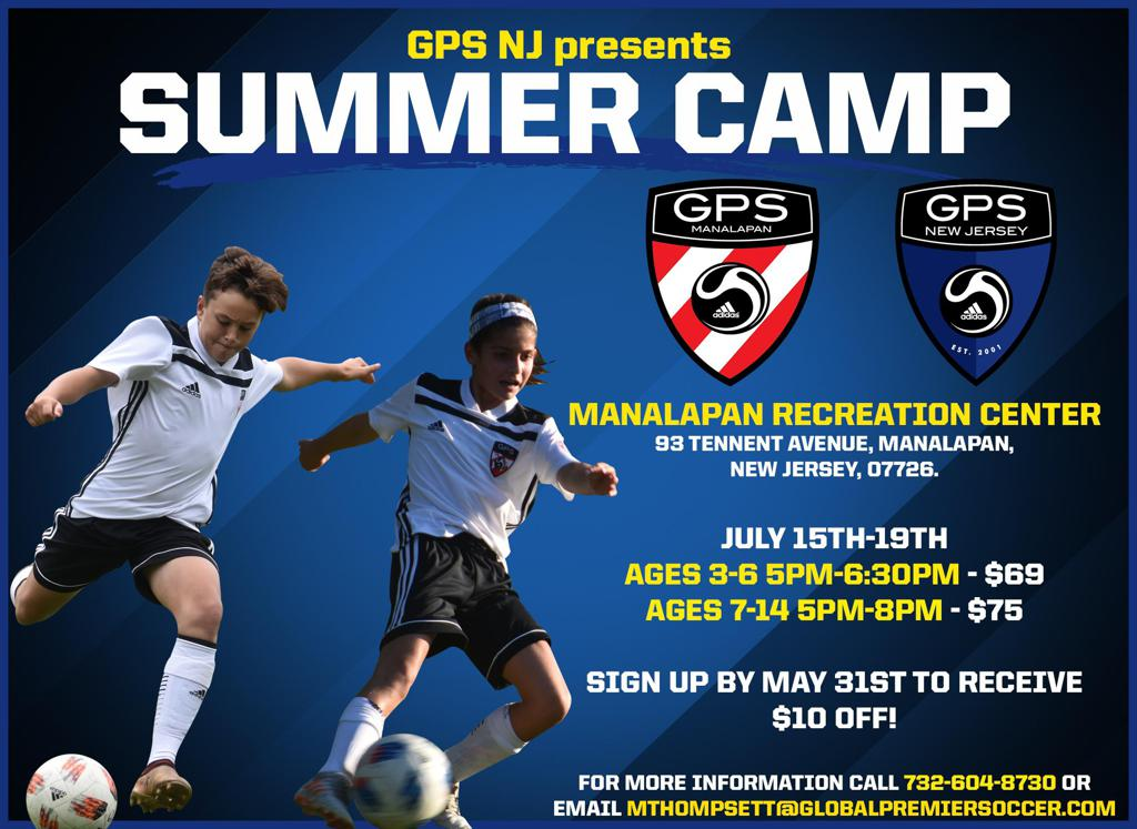 MANALAPAN SUMMER CAMP