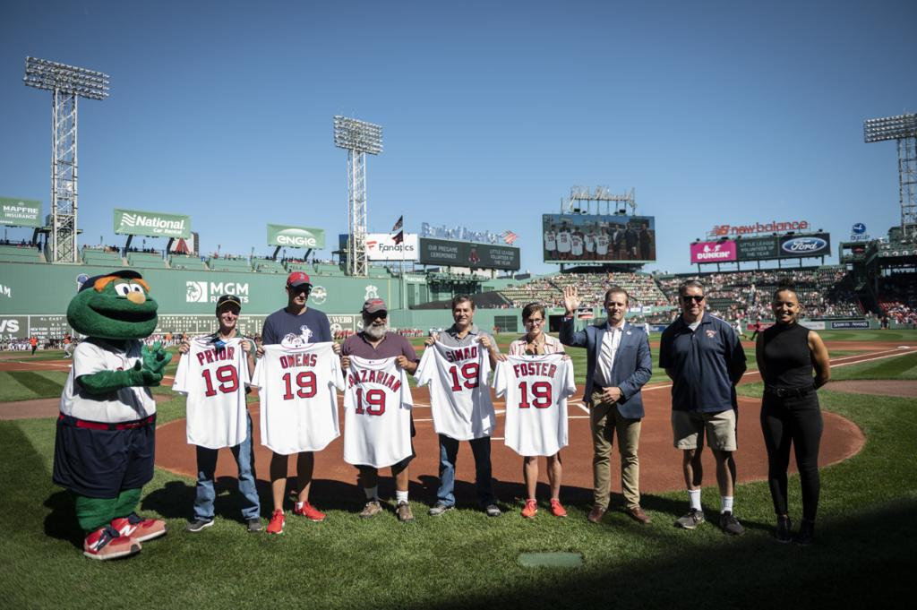 Red Sox Foundation Little League Volunteer of the Year