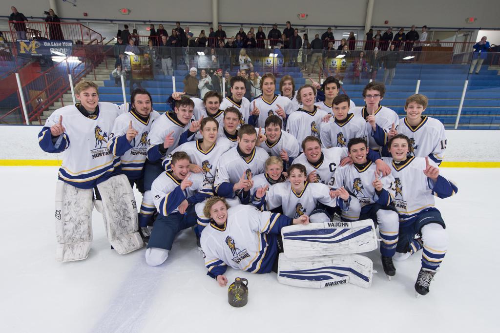 2020 Renbarger Jug Champions - Portage Central Hockey