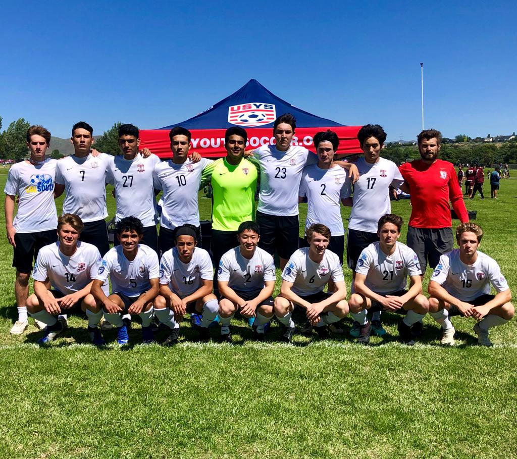 Congratulations Strikers FC South Bay 2000 Gold