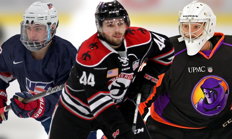 USHL: Players Of The Week - Week 24, 2017-18