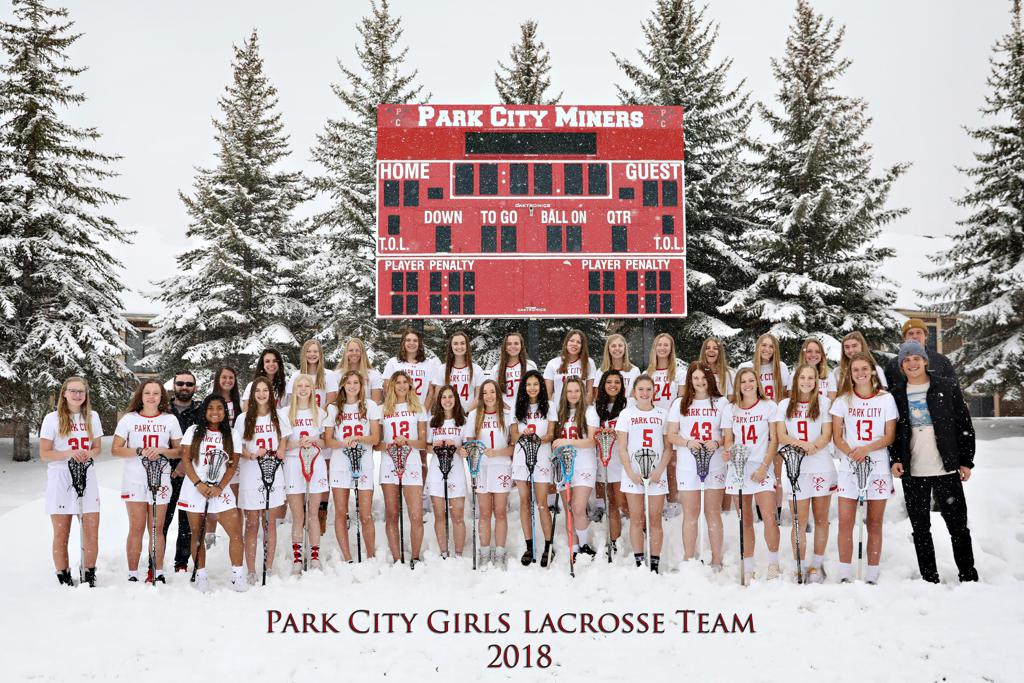 Spring 2018 Park City Girls Lacrosse