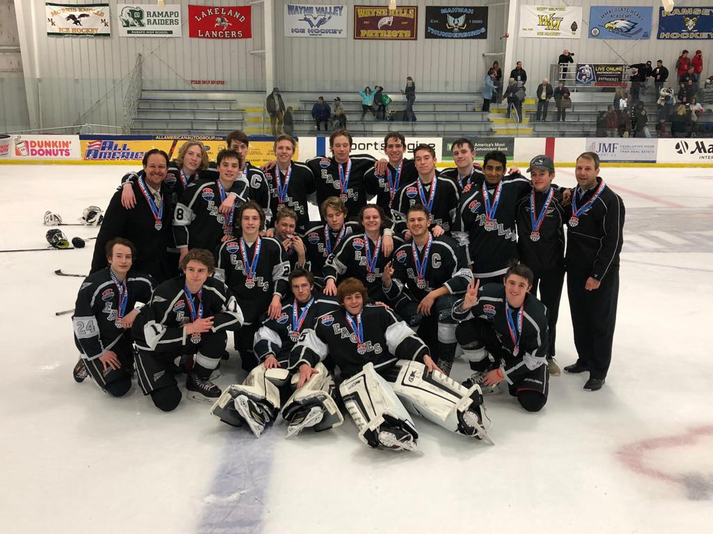 U16 AA Eagles finish a great season taking 3rd place at Nationals