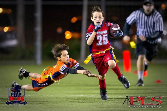 Friday Night Lights Youth Flag Football Antelope Valley