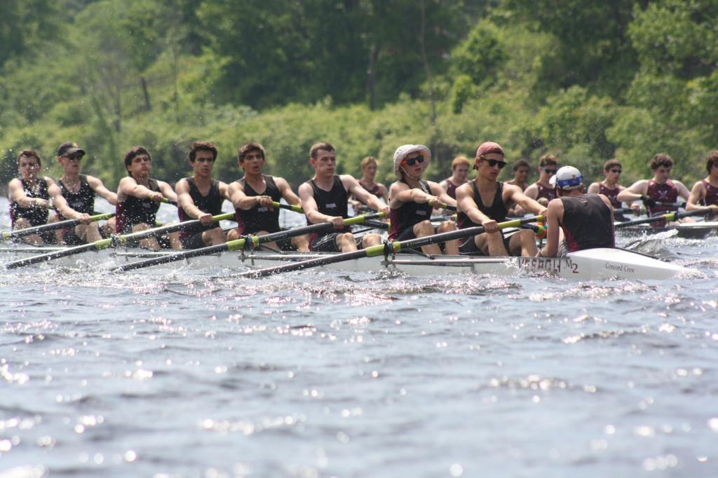 Concord Crew Men at Hanover