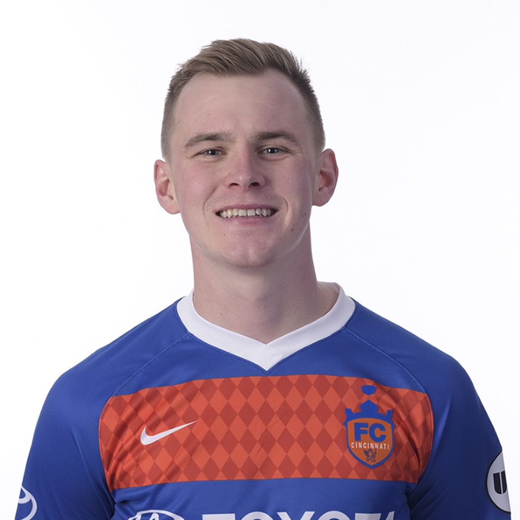 Jimmy McLaughlin (FC Cincinnati)