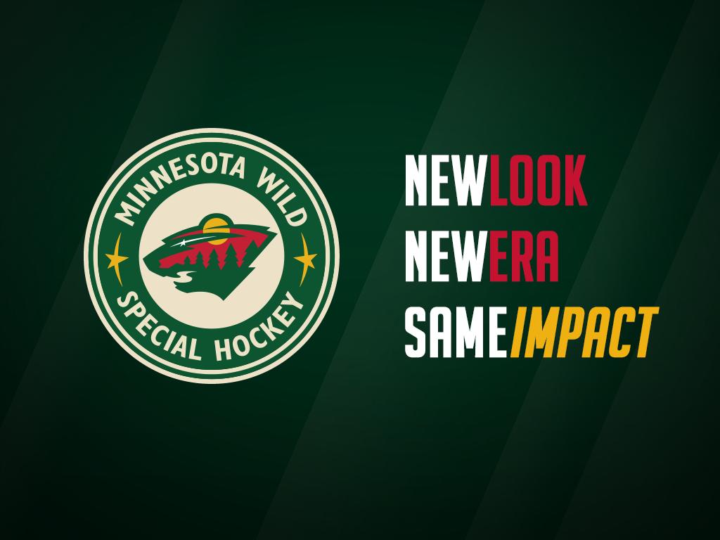 Minnesota Wild New Era New Look Same Impact