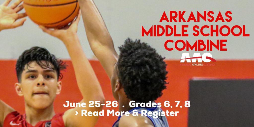 AAO Arkansas Middle School Combine