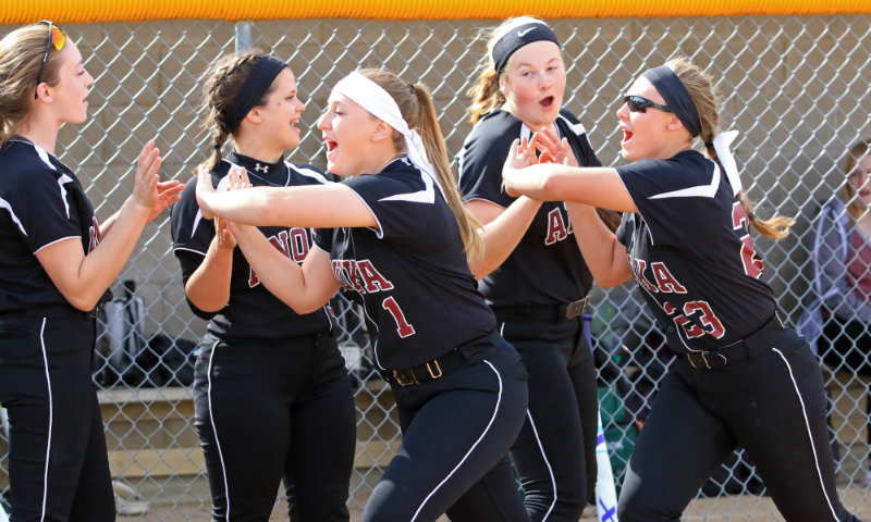 After a runner-up finish in the Class 4A state tournament a season ago, the Tornadoes find themselves looking up to other teams in the Northwest Suburban Conference standings, including Coon Rapids. Photo by Cheryl Myers, SportsEngine