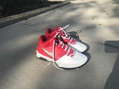 Nike Air Visi Pro 5 Basketball Shoes (Size 7)