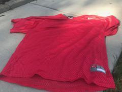 Nike Football Jersey (Size YL)