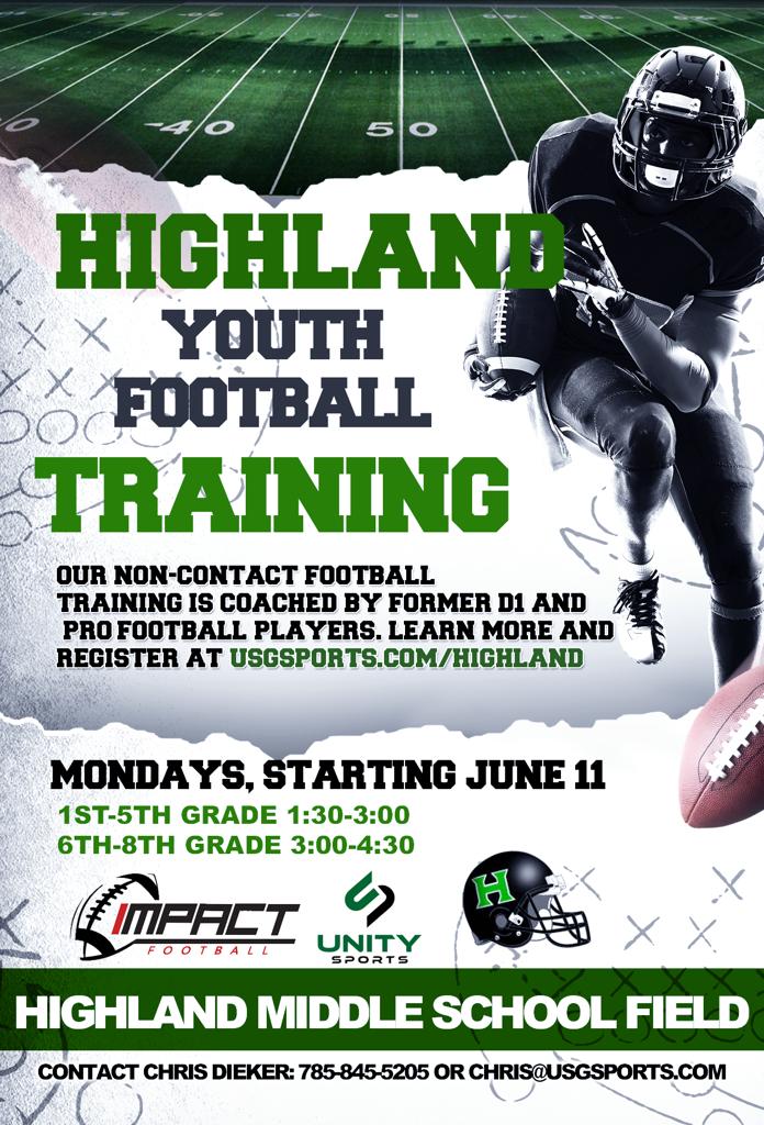 Highland Youth Football