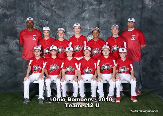 Ohio Bombers Baseball