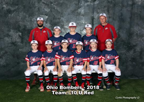 Ohio Bombers Baseball