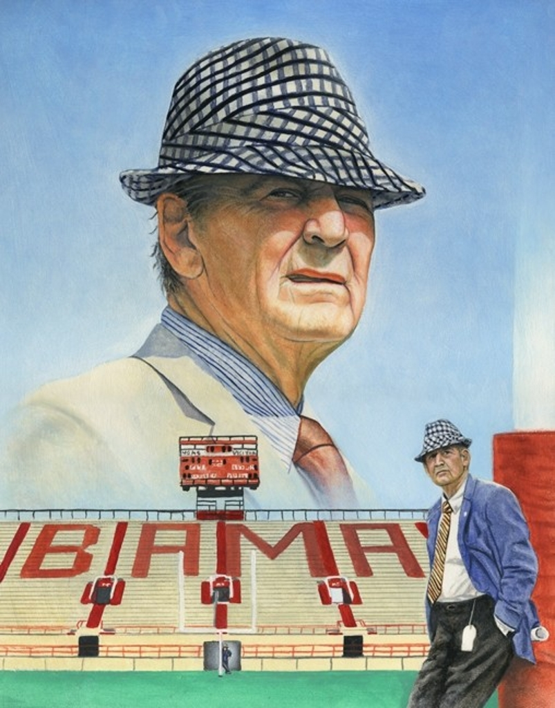 Image result for bear bryant