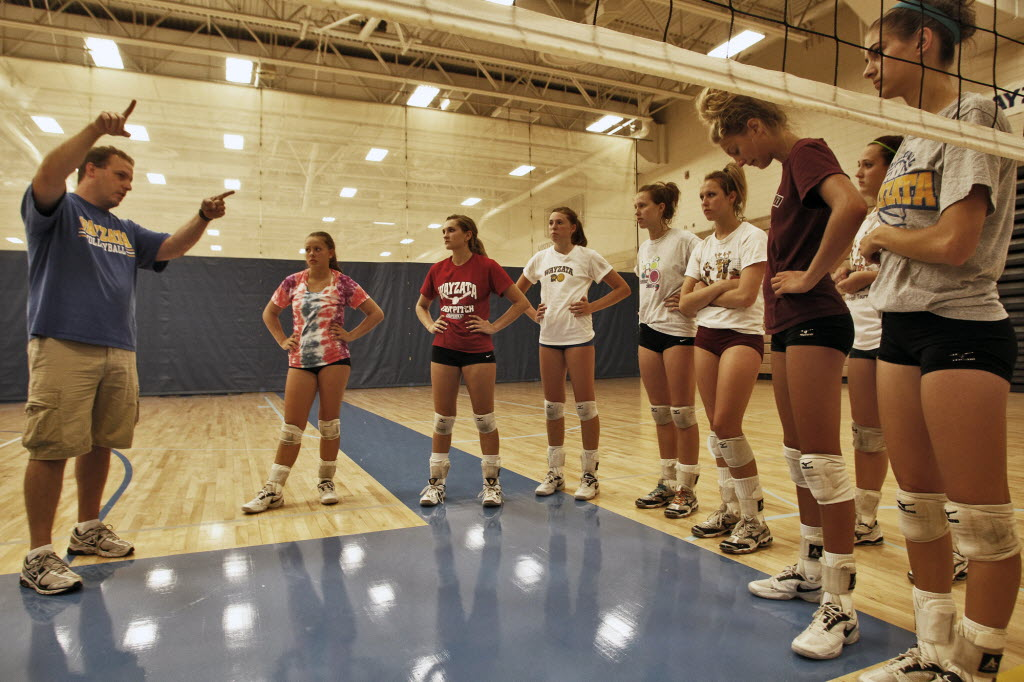 Minnesota High School Volleyball Teams