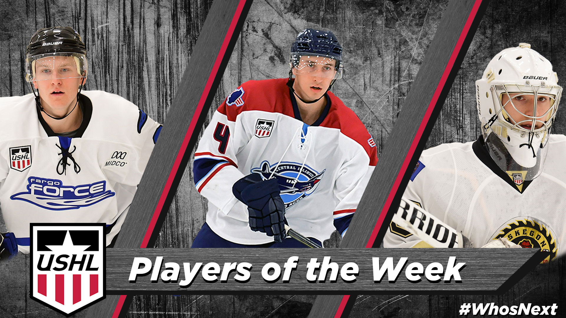 USHL: Players Of The Week - Week 2, 2018-19