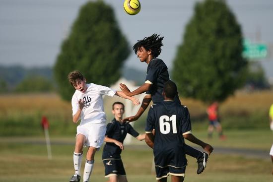 SW Soccer Club U14 Corry Williams