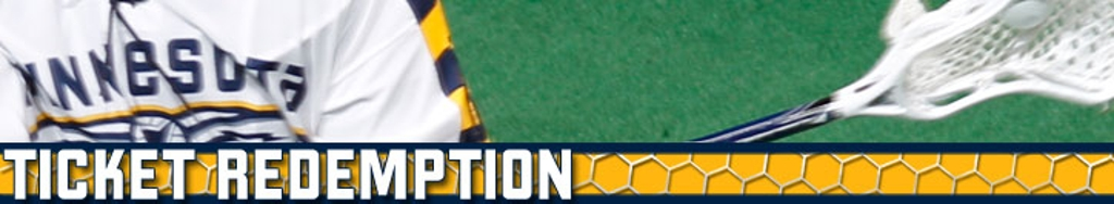 Minnesota Swarm Ticket Redemption