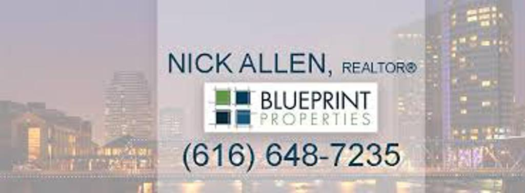 Blueprint Properties - Nick Allen