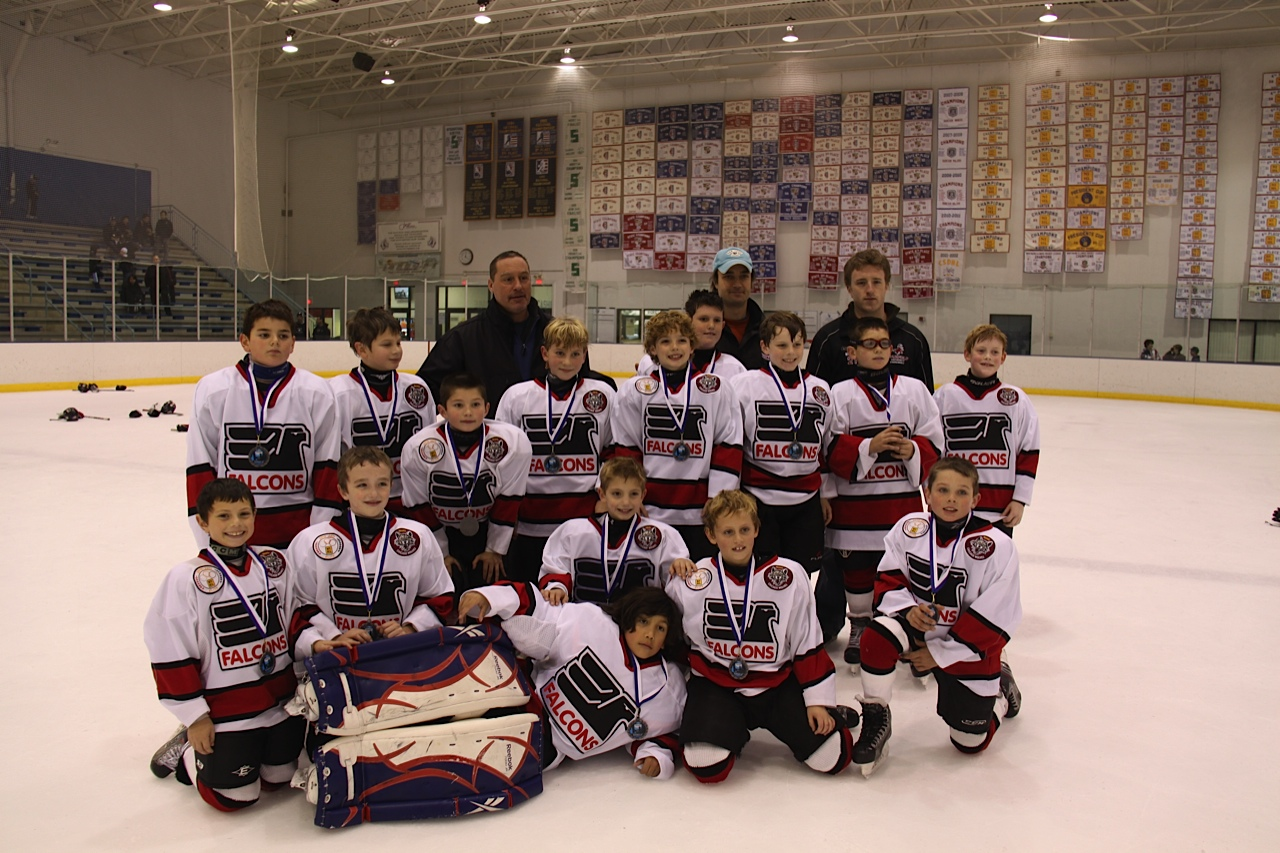 Squirt Elite 2002 S Take 2nd In Aaa Bauer International Invite