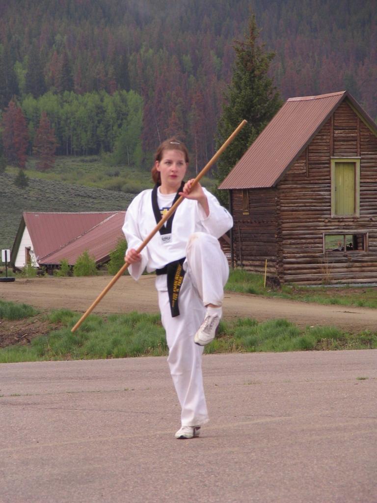 At Camp MSK '07