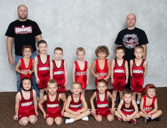 450936 2011 2012 Team Photos By Grade  on Pre K