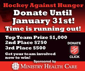 Hockey Against Hunger