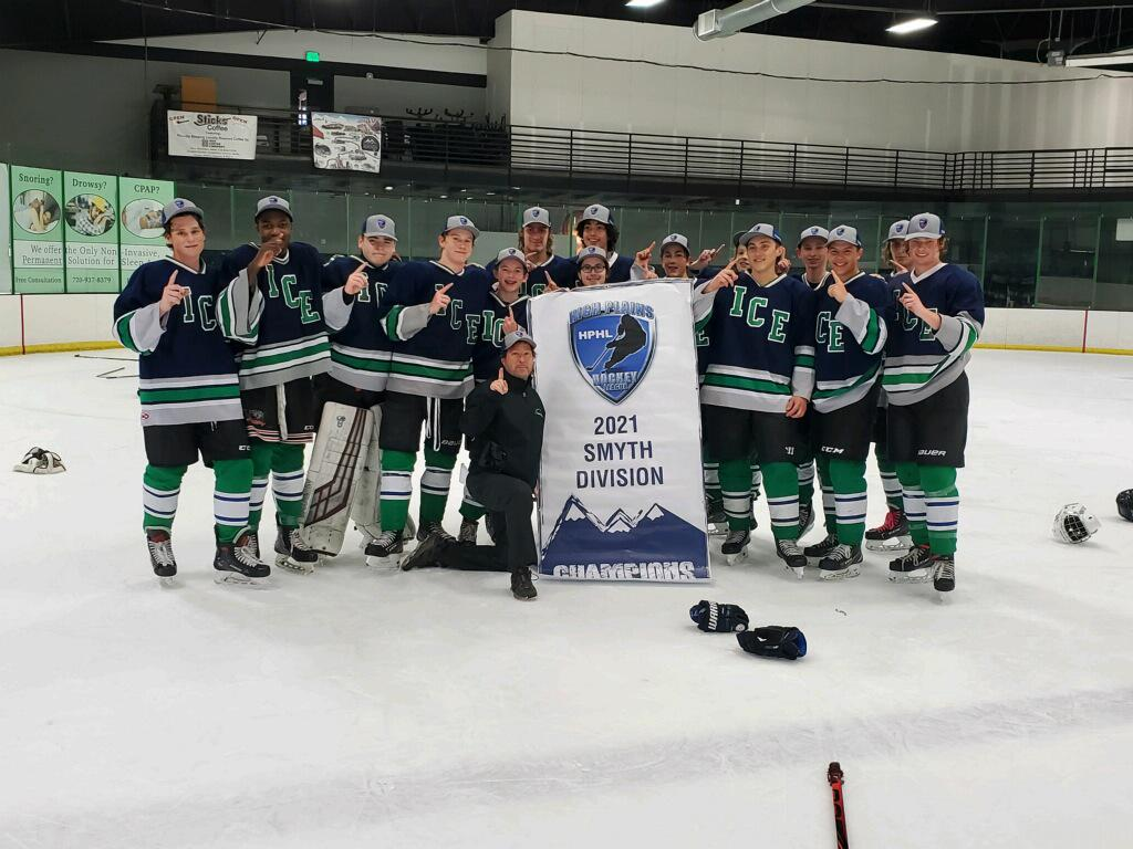 Mountain Ice II was No. 1 in the Smyth Division.