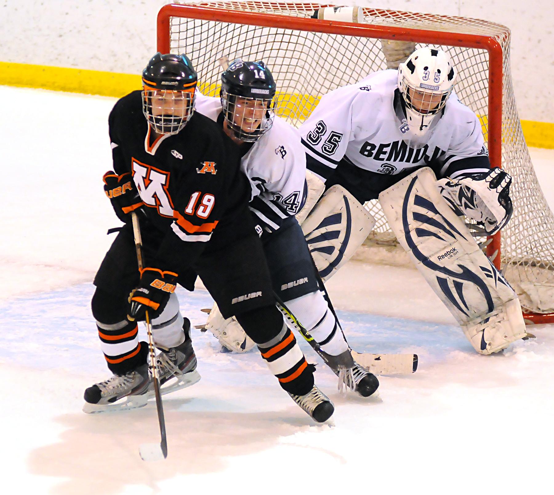 "MN H.S.: Group Hopes To Bring ""Hockey Day Minnesota"" To Bemidji"